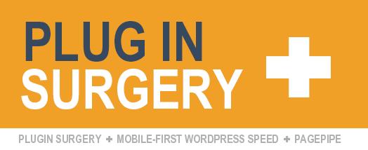 Plugin Surgery